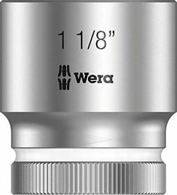 """Wera 8790 HMC Zyklop zöllig Außensechskant Stecknuss 1/2"""" 1 1/8""""x37mm (05003633001)"""
