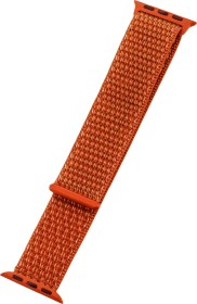 Peter Jäckel Watch Band Nylon für Apple Watch (42mm/44mm) orange (18056)
