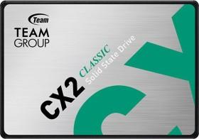TeamGroup CX2 SSD 256GB, SATA (T253X6256G0C101)