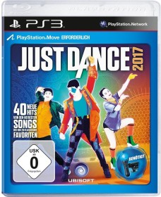 Just Dance 2017 (Move) (PS3)