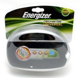 Energizer Universal Ladegerät mit LCD-Display (14087)