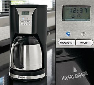 Russell Hobbs almost Brew coffee machine (14469-56)