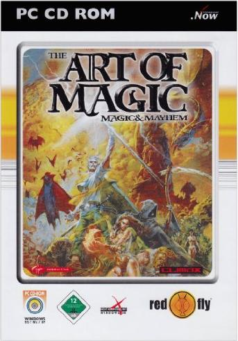 The Art of Magic - Magic & Mayhem (German) (PC) -- via Amazon Partnerprogramm