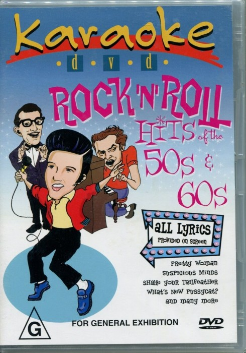 Karaoke: Hits of the 60s (verschiedene Filme) -- via Amazon Partnerprogramm