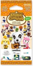 Nintendo amiibo-Karten Packung - Serie 2: Animal Crossing (Switch/WiiU/3DS)