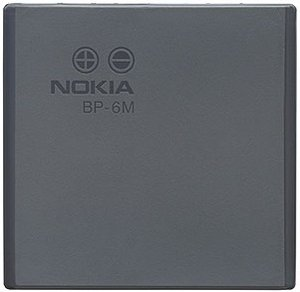 Nokia BP-6M rechargeable battery