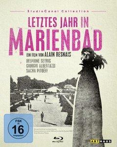 Letztes Jahr in Marienbad (Blu-ray)
