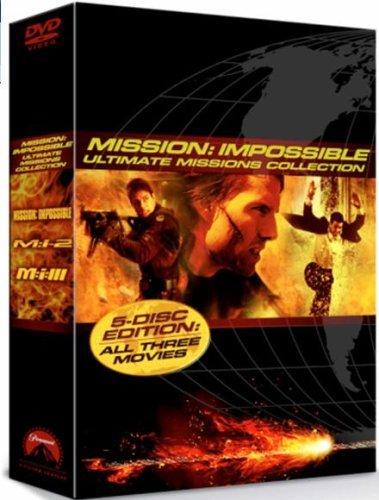 Mission Impossible Box (movies 1-3) (UK) -- via Amazon Partnerprogramm