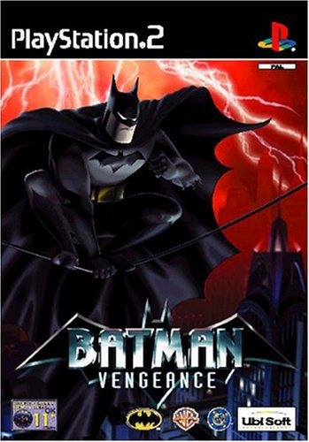 Batman - Vengeance (niemiecki) (PS2) -- via Amazon Partnerprogramm