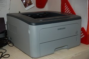 Samsung ML-2851ND, S/W-Laser -- © bepixelung.org