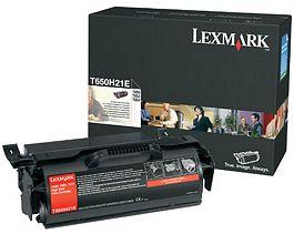 Lexmark Toner T650A21E schwarz