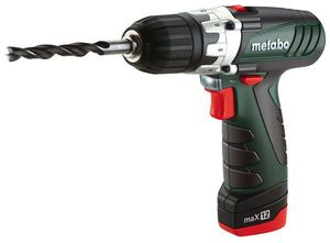Metabo PowerMaxx 12 cordless screw driller (6.00090.50)