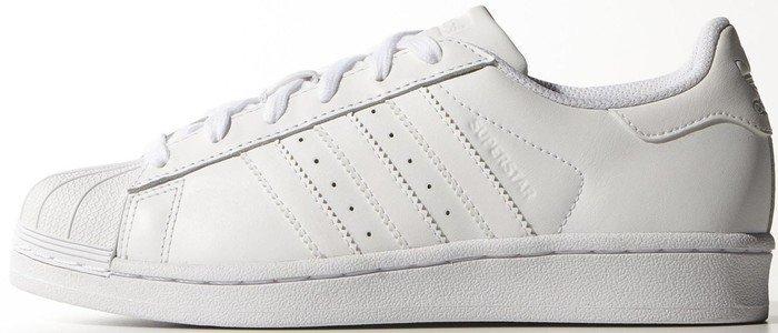 official photos b36c9 99428 adidas Superstar ftwr white (Junior) (B23641) from £ 40.55