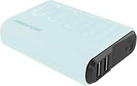 Ultron Powerbank RealPower PB-10000PD+ blau (323370)