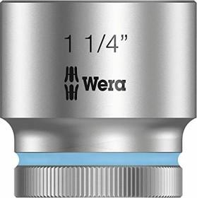 """Wera 8790 HMC Zyklop zöllig Außensechskant Stecknuss 1/2"""" 1 1/4""""x37mm (05003635001)"""
