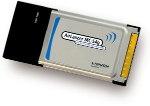 Lancom AirLancer MC-54g PC Card (61203)