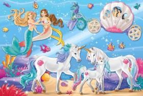 Schmidt Spiele Schleich Der Zauber der Meerjungfrauen (56302)