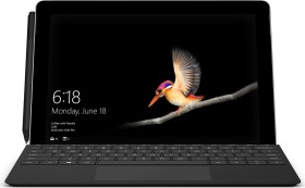 Microsoft Surface Go 128GB, 8GB RAM, Windows 10 S + Type Cover schwarz