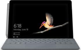 Microsoft Surface Go 128GB, 8GB RAM, Windows 10 S + Signature Type Cover Platin