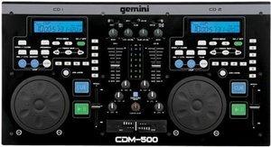 Gemini CDM-500 (incl. Mixer)
