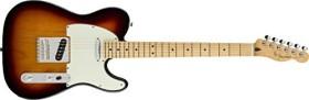 Fender player Telecaster MN 3-colour-Sunburst (0145212500)