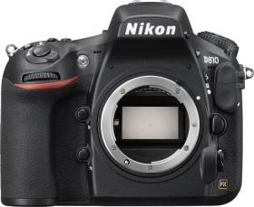 Nikon D810 schwarz mit Objektiv Fremdhersteller