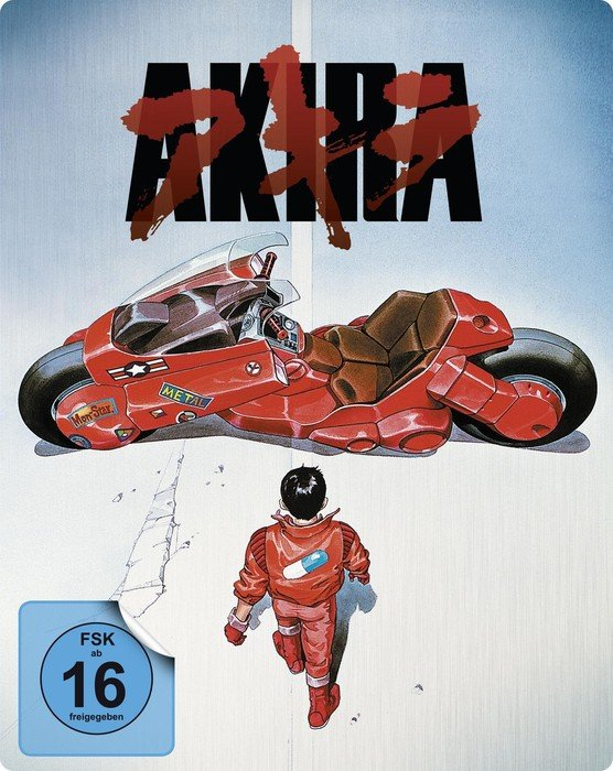 Akira (Special Editions) (Blu-ray)