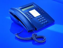 Agfeo ST20 system telephone, anthracite (511749)