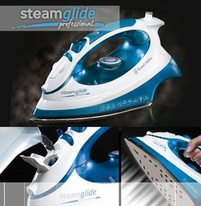 Russell Hobbs Steamglide Professional steam iron (14723-56)