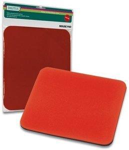 Digitus Standard Mousepad 3mm rot (DA-50101)