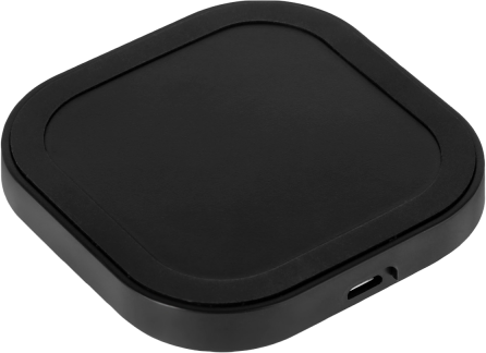 MLine Wireless Fast Charger 10W schwarz (HQIPADHS)