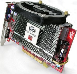Sapphire Atlantis Radeon 9800 XT Ultimate Edition, 256MB DDR, DVI, TV-out, AGP (21030-01-40)