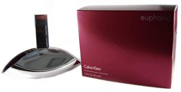 Calvin Klein Euphoria for Women Eau de Parfum 100ml -- © Design4Stars