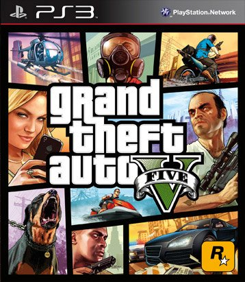 Grand Theft Auto V (englisch) (PS3)