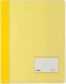 Durable Transluzent Schnellhefter A4, gelb (268004)