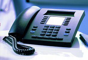 Agfeo ST30 telefon systemowy, antracyt (527300)