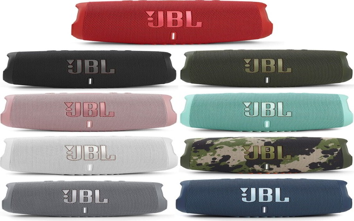 JBL Charge 5 blau (JBLCHARGE5BLU) -- via Amazon Partnerprogramm