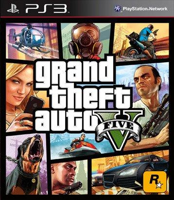 Grand Theft Auto V (deutsch) (PS3)