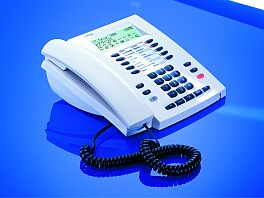 Agfeo ST30 system telephone, white (526800)