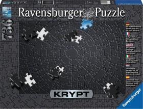Ravensburger Puzzle Krypt schwarz (15260)