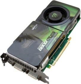 XFX GeForce 8800 GTS 650M, 512MB DDR3 (PV-T88G-YDF)