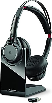 Plantronics Voyager Focus UC B825-M mit Ladestation (202652-02) -- via Amazon Partnerprogramm