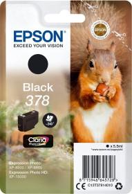 Epson Tinte 378 schwarz (C13T37814010)