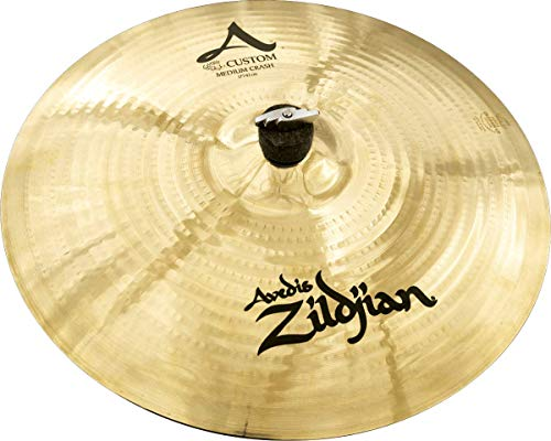 "Zildjian A Custom Series Medium crash 17"" (A20827) -- via Amazon Partnerprogramm"