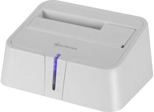 Sharkoon SATA Quickport XT white, USB 3.0 (4044951011131)