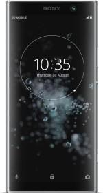 Sony Xperia XA2 Plus silber