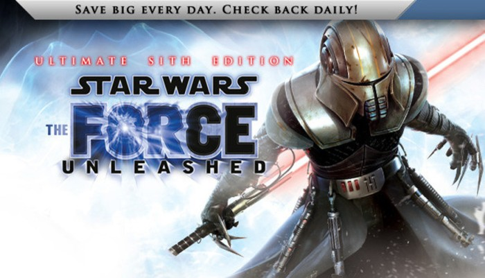Star Wars - The Force Unleashed Ultimate Sith Edition (PC)