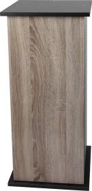 sera Scaper Cube, Unterschrank, Walnut, 90cm (32401)
