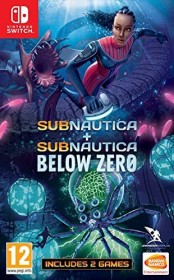 Subnautica & Subnautica: Below Zero (Switch)