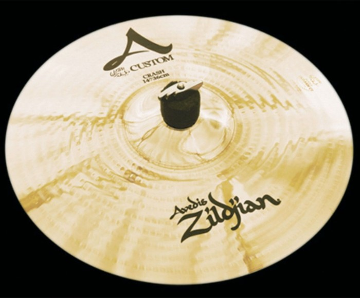 "Zildjian A Custom Series crash 14"" (A20525) -- via Amazon Partnerprogramm"